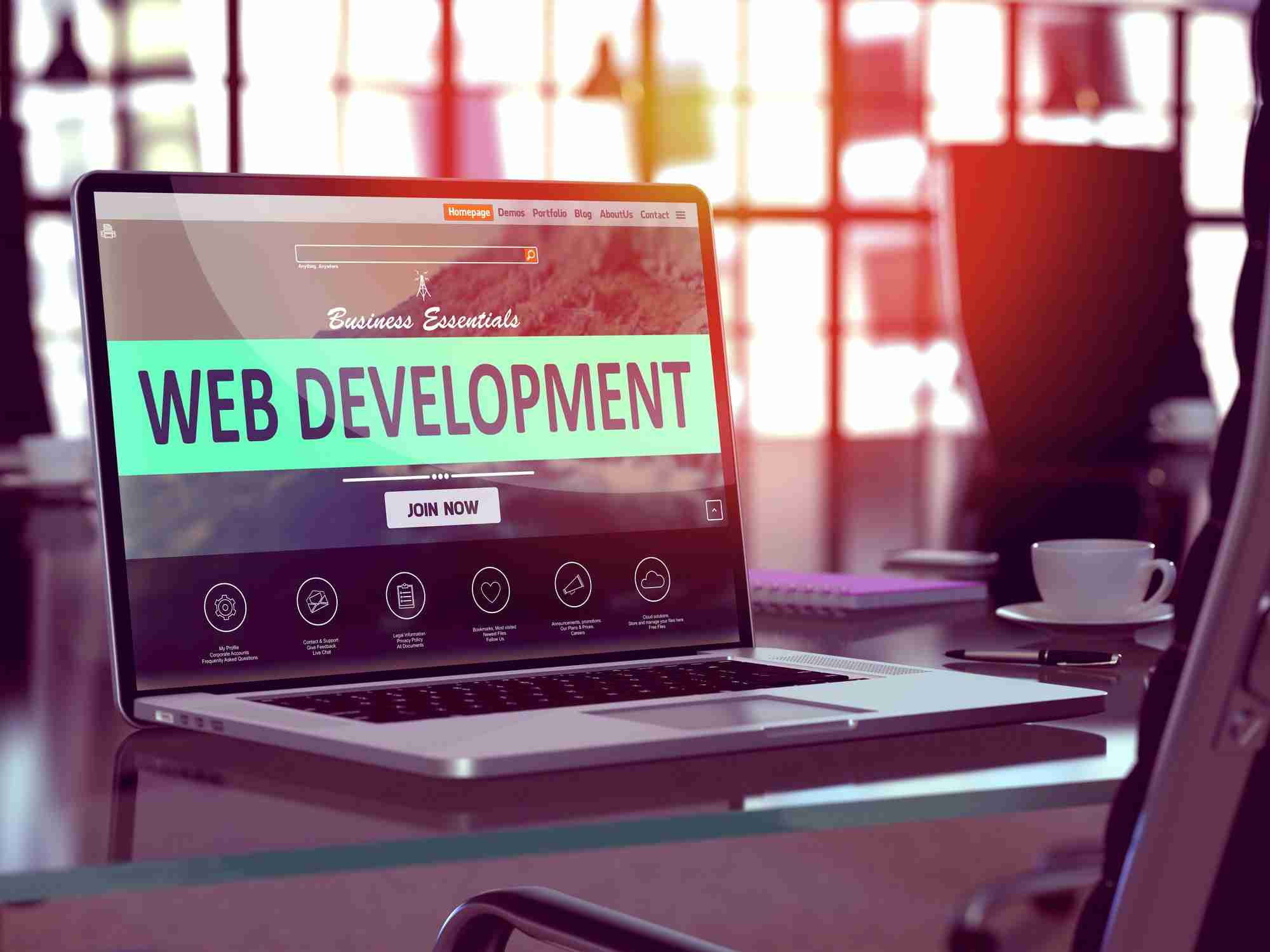 You are currently viewing What Can a Web Design Company Do for You?